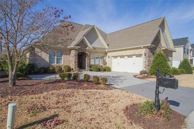 Anderson Single Family Home For Sale: 145 Buckland Drive