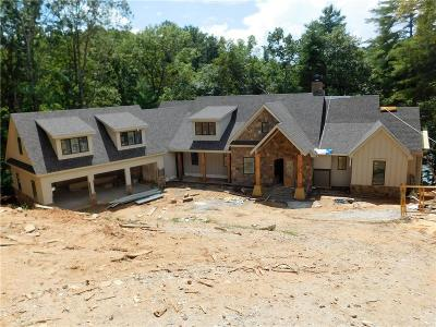 Pickens County Single Family Home For Sale: 1075 Cliffs Vista Parkway