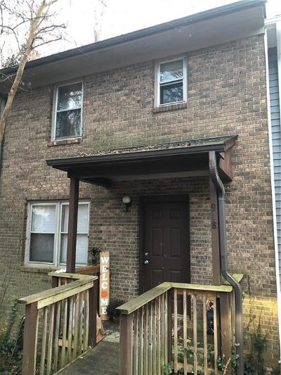 Clemson Townhouse Contract-Take Back-Ups: 918 Georgetown Street