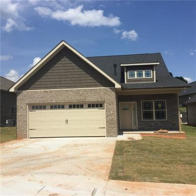 Anderson Single Family Home For Sale: 137 Olde Towne Drive