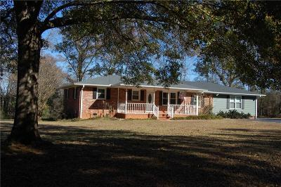 Abbeville County Single Family Home For Sale: 325 Martins Mill Road