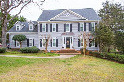 Easley Single Family Home For Sale: 201 Wiltshire Court
