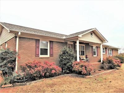 Easley Single Family Home For Sale: 604 Smith Grove Road