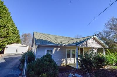 Westminster Single Family Home For Sale: 595 W Oak Highway