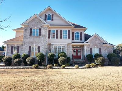 Bailey Creek Single Family Home Contract-Take Back-Ups: 212 Andalusian Trail