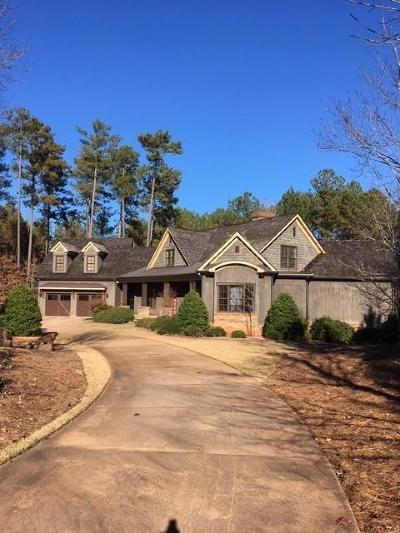 The Reserve At Lake Keowee Single Family Home For Sale: 401 Keowee Avenue
