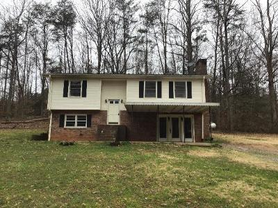 Single Family Home For Sale: 118 Lost Valley Road