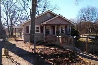Seneca, Seneca/west Union Single Family Home For Sale: 804 Williams Street