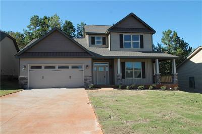 Seneca Single Family Home For Sale: 438 Copperstone Drive