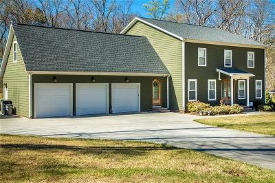 Easley Single Family Home For Sale: 107 Othol Court