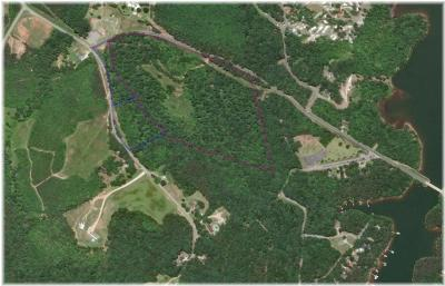 Oconee County, Pickens County Residential Lots & Land For Sale: 32~ Acres Dr Johns Road