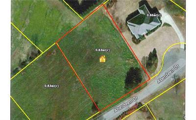 Aberdeen Residential Lots & Land For Sale: 217 Aberdeen Drive
