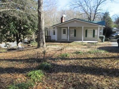 Piedmont Single Family Home For Sale: 101 Bagwell Drive