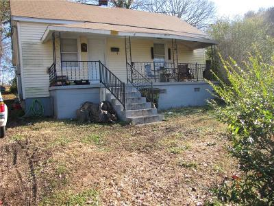 Easley Single Family Home For Sale: 108 N 4th Street