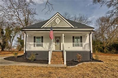 Easley Single Family Home For Sale: 405 Hagood Street