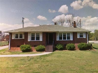 Anderson SC Single Family Home For Sale: $129,900