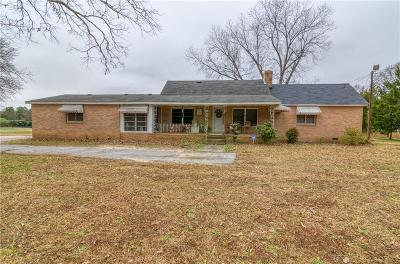 Greenville County Single Family Home For Sale: 1711 Holiday Dam Road