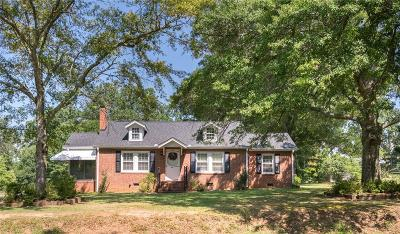 Pickens Single Family Home For Sale: 951 Bethlehem Ridge Road