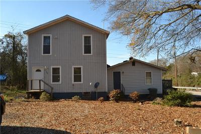 Clemson Multi Family Home For Sale: 307 Reid Street