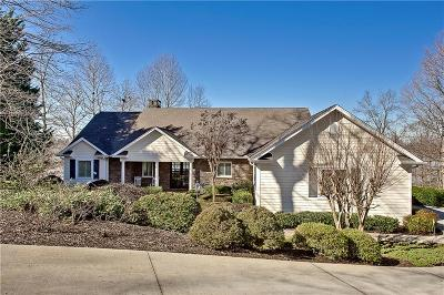 Single Family Home For Sale: 349 N Summit Drive