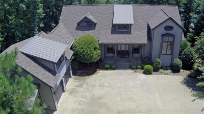 Pickens County Single Family Home For Sale: 121 Sunrise Ridge