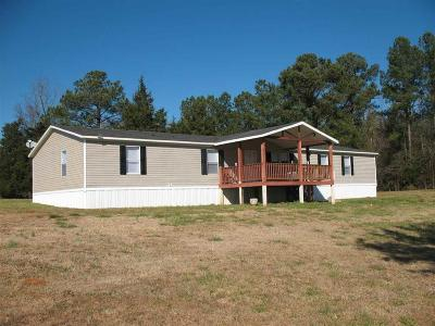 Mobile Home For Sale: 403 Long Cane Ame Road