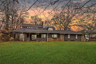 Easley Single Family Home For Sale: 150 N N Fishtrap Road