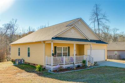Liberty Single Family Home For Sale: 409 N Palmetto Street