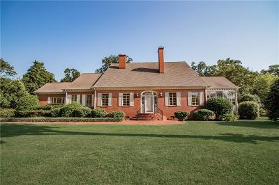 Anderson Single Family Home For Sale: 206 Whitehall Road