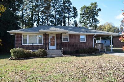 Bellview Estates Single Family Home Contract-Take Back-Ups: 2803 Millgate Rd Road