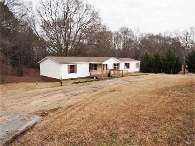 Townville SC Mobile Home Sold: $82,000