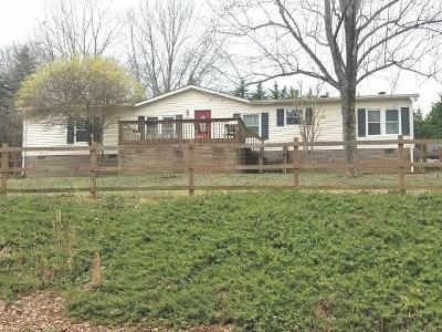 Easley Mobile Home For Sale: 125 Turning Leaf Lane