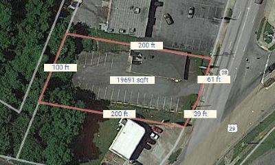 Anderson Commercial For Sale: 2712 S Main Street