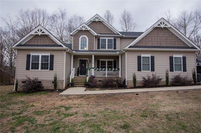 Easley Single Family Home For Sale: 116 Faye Circle