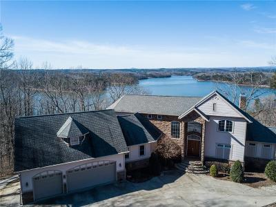 Lavonia, Martin, Toccoa, Hartwell, Lake Hartwell, Westminster, Anderson, Fair Play, Starr, Townville, Senca, Senea, Seneca, Seneca (west Union), Seneca/west Union, Ssneca, Westmister, Wetminster Single Family Home For Sale: 314 Walnut Drive