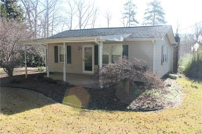 Lavonia, Martin, Toccoa, Hartwell, Lake Hartwell, Westminster, Anderson, Fair Play, Starr, Townville, Senca, Senea, Seneca, Seneca (west Union), Seneca/west Union, Ssneca, Westmister, Wetminster Single Family Home For Sale: 211 Black Bass Road