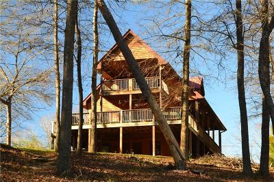 Lavonia, Martin, Toccoa, Hartwell, Lake Hartwell, Westminster, Anderson, Fair Play, Starr, Townville, Senca, Senea, Seneca, Seneca (west Union), Seneca/west Union, Ssneca, Westmister, Wetminster Single Family Home For Sale: 1510 Old Beacon Light Road