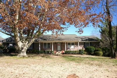 Anderson Single Family Home For Sale: 2502 Winslow Drive