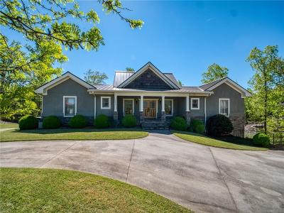 Six Mile Single Family Home For Sale: 112 Vaughn Court