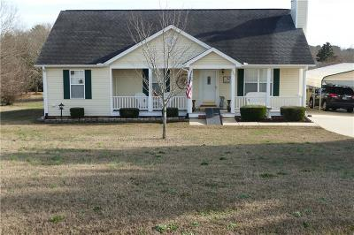 Liberty Single Family Home For Sale: 3063 Anderson Highway