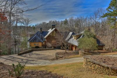 The Reserve At Lake Keowee Single Family Home For Sale: 140 Stone Cove Road
