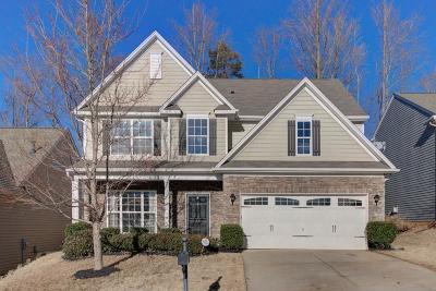Greenville County Single Family Home For Sale: 16 Knoll Ridge Drive