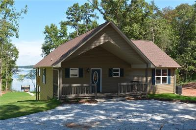 Hart County, Franklin County, Stephens County Single Family Home For Sale: 1280 Old Andersonville Road