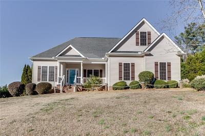 Easley Single Family Home For Sale: 106 Stone Meadow Way
