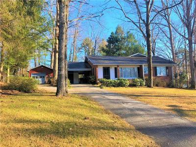 Single Family Home For Sale: 402 Playground Road
