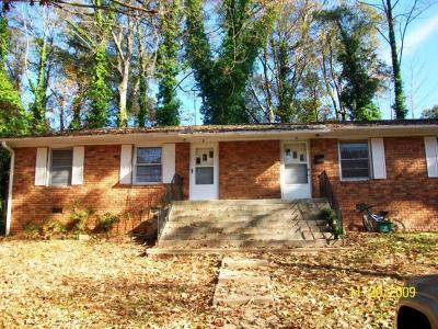 Clemson Rental For Rent: 111 College Heights Boulevard