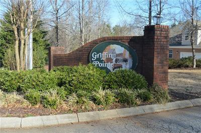 Easley Residential Lots & Land For Sale: 1205 Griffin Mill Road