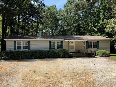 Hart County, Franklin County, Stephens County Mobile Home For Sale: 288 Mockingbird Trail