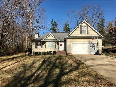 Anderson Single Family Home For Sale: 133 Coachman Drive