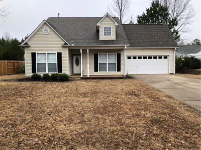 Pickens County Single Family Home For Sale: 224 Canvasback Way